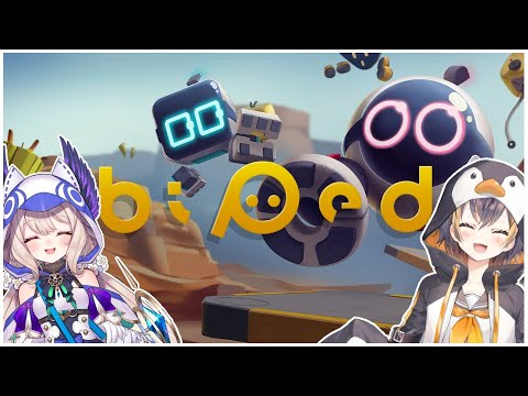【BIPED】First collab w/ Petra !!【NIJISANJI EN | Enna Alouette】