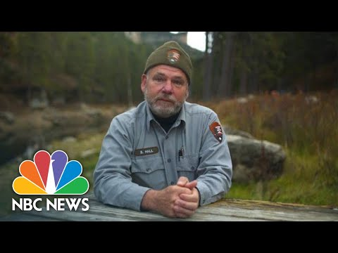 Second Act Of Service: Veterans Find Work And Purpose In The National Park Service | NBC News