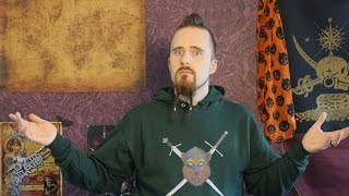 Rambling about failed prophecies and conspiracies (also: channel merch)