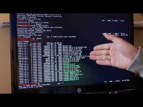Latest Linux 5 0 on 20 year old IBM PowerPC CHRP server?