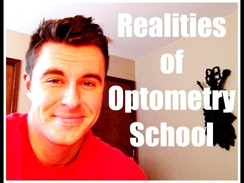 Realities of Optometry School