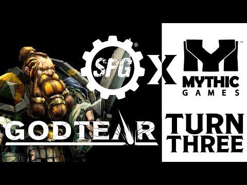SFG x Mythic: Godtear - Turn Three