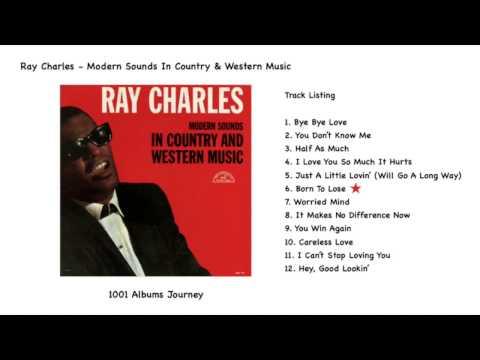 Ray Charles - Born To Lose