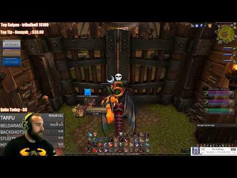 Bajheera - 2650+ TURBO CLEAVE: Season 4 Gladiator Push [Full Session] - WoW Legion 7.2.5 PvP