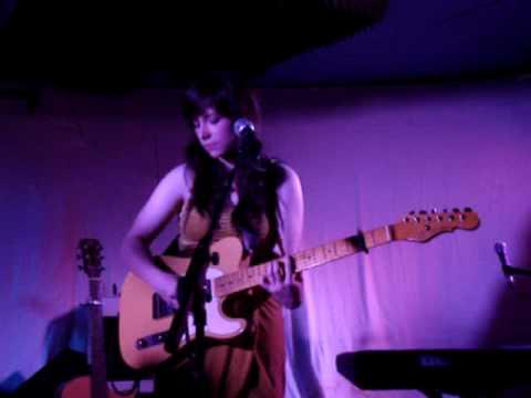 Blue Roses - Rebecca Live