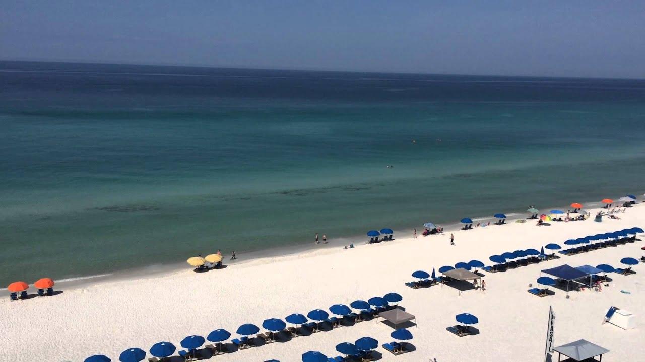 Distance from Panama City Beach, FL to Birmingham, AL