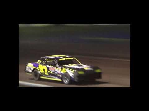 Stock Car Amain @ Hancock County Speedway 07/06/18