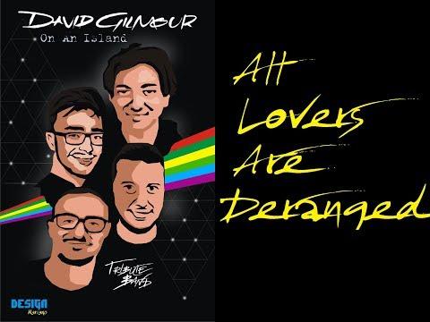 All Lovers Are Deranged - David Gilmour Tribute Band live @ Vertigo Lounge Bar [04/10]