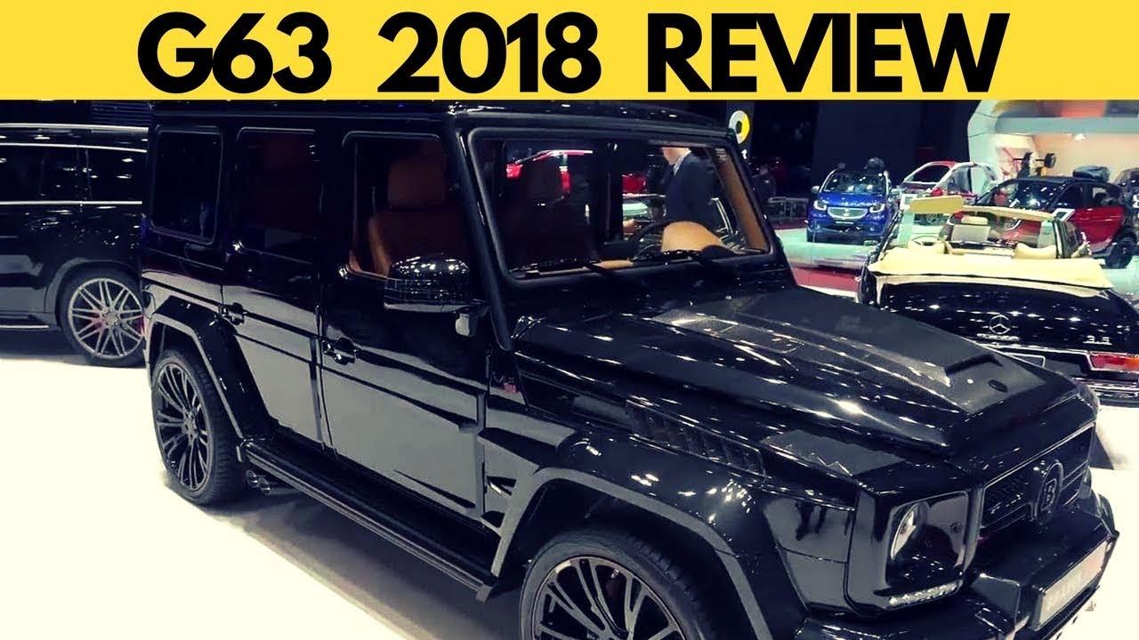 G Cl Mercedes 2018 Benz G63 Review