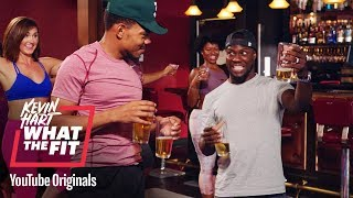 Bonus Scenes: Kevin Gets Served in Beer Pong | Kevin Hart: What The Fit | Laugh Out Loud Network