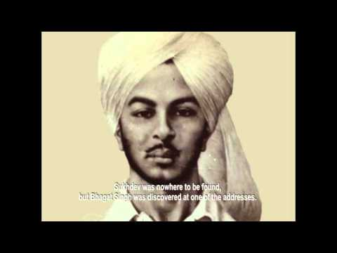 Inqilab - A Documentary Film Saheed Bhagat Singh - Directed by Gauhar Raza