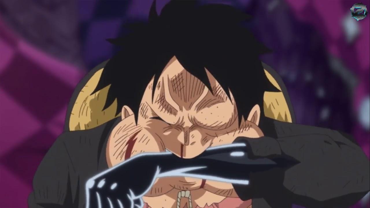 Buah ini memberinya kekuatan sebagai manusia karet. One Piece Episode 870 Luffy Gear 4 Snakeman Transformation Youtube