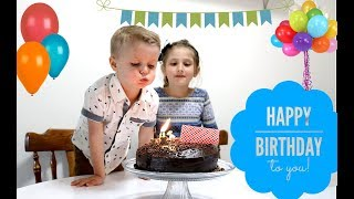 Most Grateful 3 Year Old || Happy Birthday!