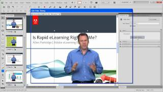 What's That: Episode 4: Add Video to Table Of Contents in Adobe Captivate (PPT) eLearning Modules
