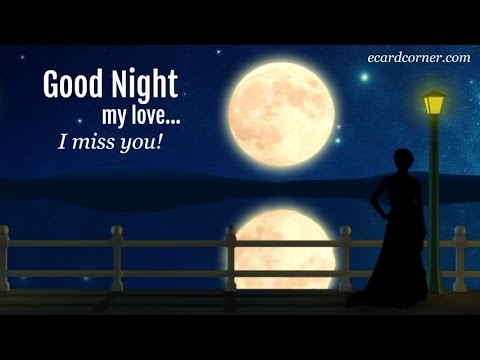 Good Night Miss You Youtube