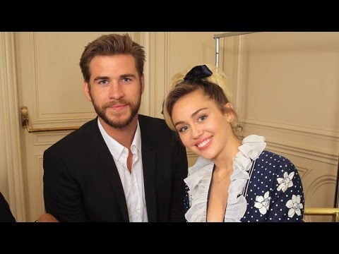 Miley Cyrus & Liam Hemsworth Make First Public Appearance in 3 Years at Variety's Power of Women