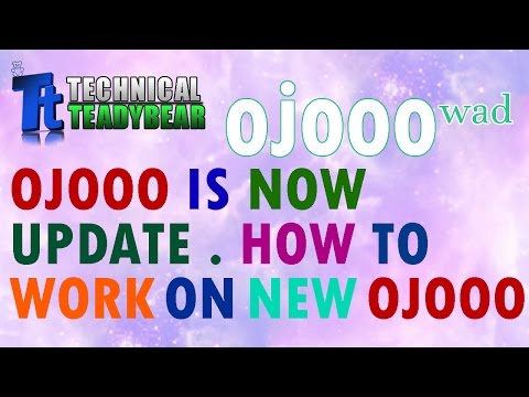 Updated ojooo with all problems and solutions | How to work on new updated ojooo | [Urdu/Hindi]