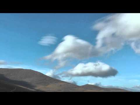 LENTICULAR CLOUD FORMATION -
