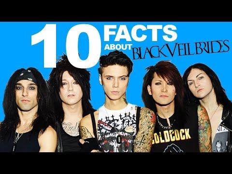 10 Crazy Facts About Black Veil Brides