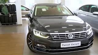 VW Passat Variant у комплектації Premium R-line в наявності автосалону «КарпатиАвтоцентр».