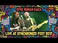 Efek Rumah Kaca live at SynchronizeFest - 6 Oktober 2017