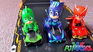 PJ Masks Toy Race Surprise