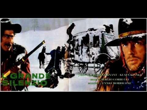 Ennio Morricone Il Grande Silenzio Dalla Colonna Sonora Originale Del Film