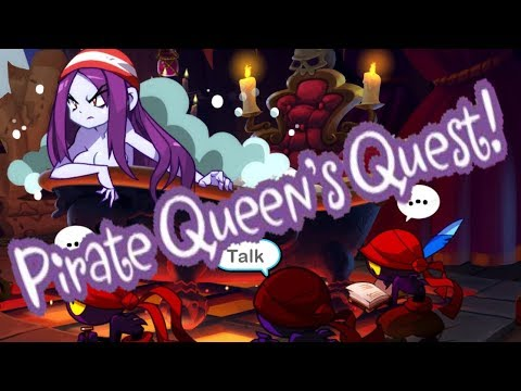 Shantae: HGH Pirate Queen's Quest Full Playthrough