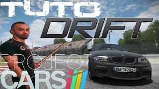 Project CARS - Build 826 - Tuto: Drift !