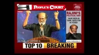 People's Court: Rajinikanth's Friend Raghunandan Speaks To India Today thumbnail