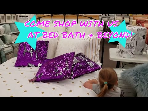 COME SHOP WITH ME | BED BATH & BEYOND💗