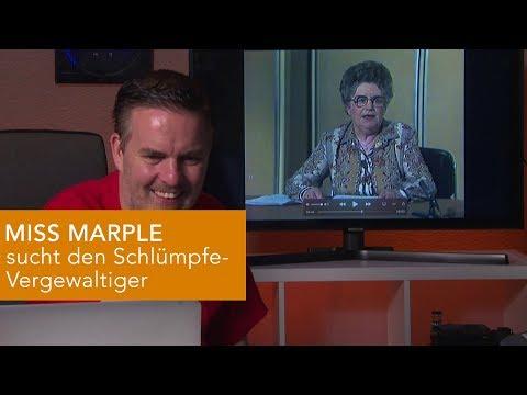 MISS MARPLE sucht den Schlümpfe-Vergewaltiger