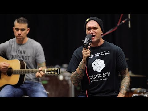 """New Found Glory - """"My Friends Over You"""" (Acoustic Version)"""