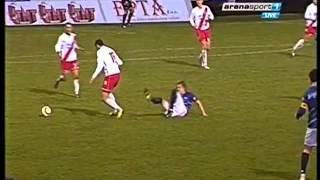 horrible leg breaking soccer injury in bosnia 4 10 2013 nermin zolotic similar to kevin ware