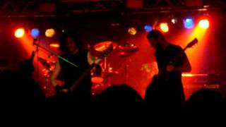 "Zemial ""Words from the Temple of Shadows"" live at Rites Of Darkness III"