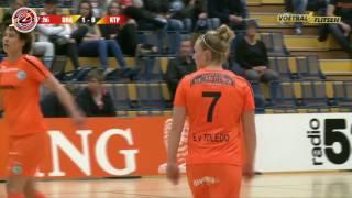 Samenvatting Bekerfinale vrouwen Drachtster Boys - KTP Nieuw Roden 14/04/2017