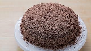 Шоколадный торт «Мечта» Мега шоколадный и Очень вкусный