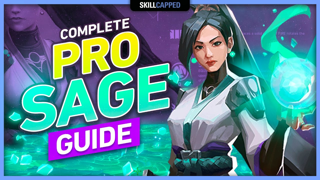 Download The COMPLETE PRO SAGE GUIDE - Valorant Tips, Tricks & Guides