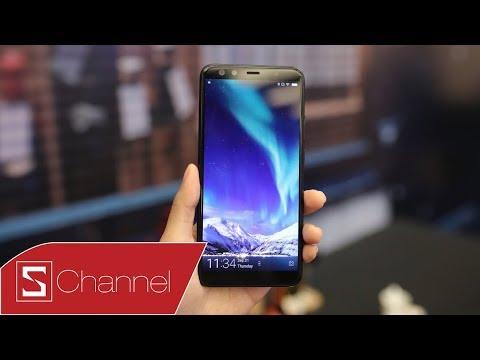 Mobiistar GÂY SHOCK: Smartphone Việt đầu tiên màn hình vô cực, 4 camera, giá 6.7 triệu