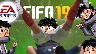 FIFA 19 : A deux doigts de mourir de rire 💀