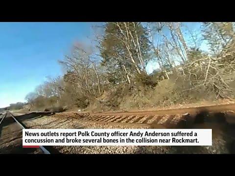 Deuce - Officer Pursuing Suspect Struck By Train