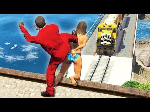 GTA 5 FAILS & WINS: #31 (BEST GTA V Funny Moments Compilation)