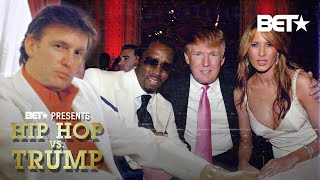 Hip Hop Vs. Trump: A Look Into Hip Hop's Rocky Relationship With The Man | Hip Hop Awards 20