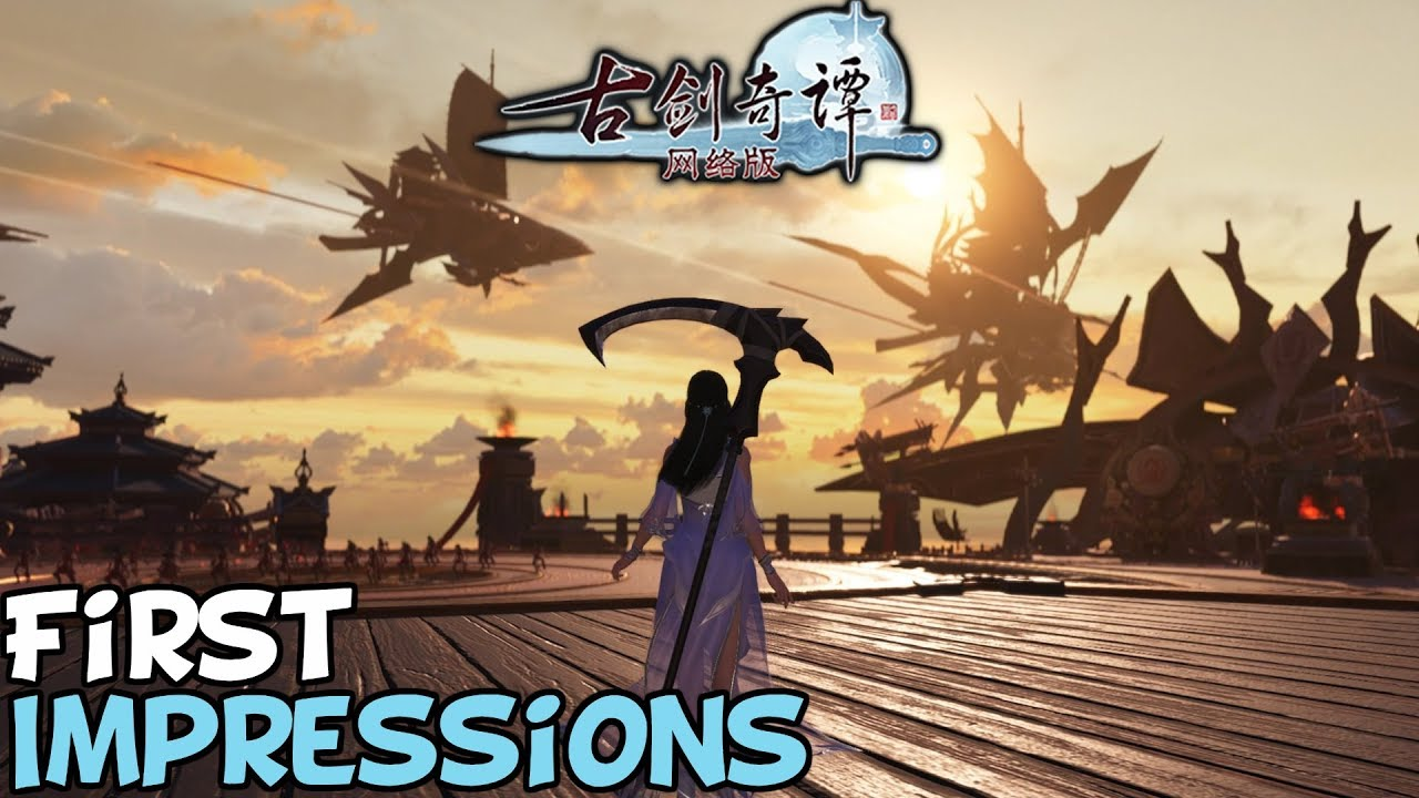 """Download Swords Of Legends Online  First Impressions """"Is It Worth Playing?"""""""