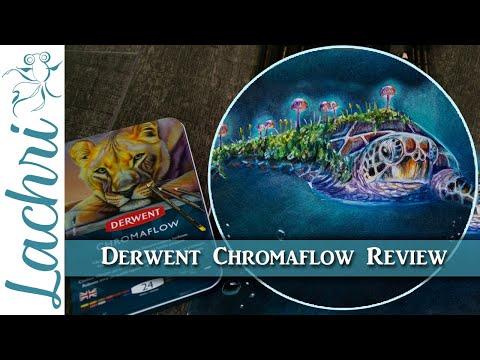 Derwent Chromaflow Colored