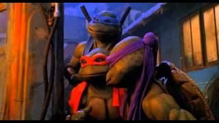 TMNT Черепашки Ниндзя 2: Тайна слизи 1991 фильм (перевод Evil ED)