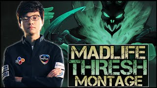 MadLife Montage - Best Thresh Plays thumbnail