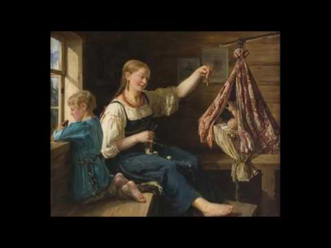 Russian folk lullaby-  bayu baushki bayu