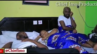 Chief fail to off the light while sleeping || see what happened special birthday - Chief Imo Comedy