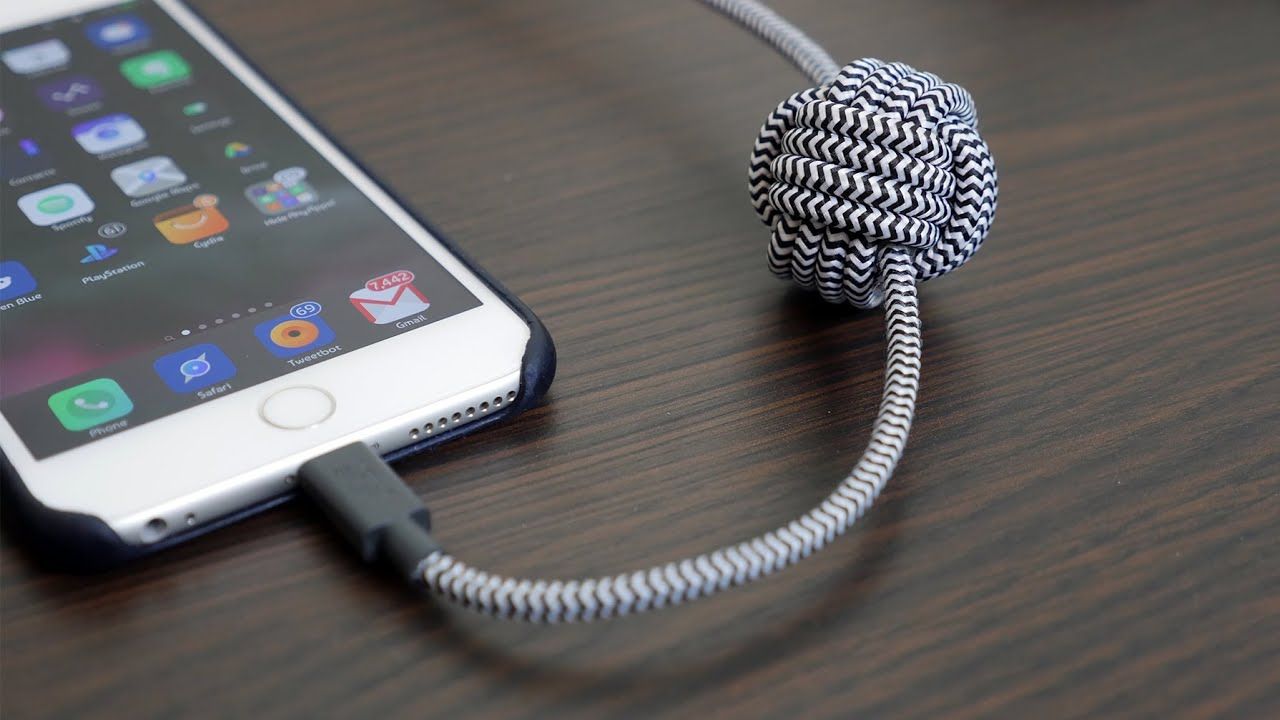Best Iphone Charging Cable Ever Youtube